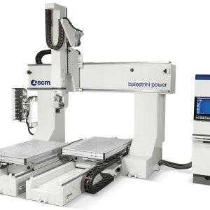SCM balestrini power CNC Machine