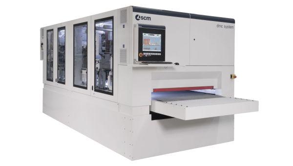 SCM dmc system t10 1350 Wide Belt Sander
