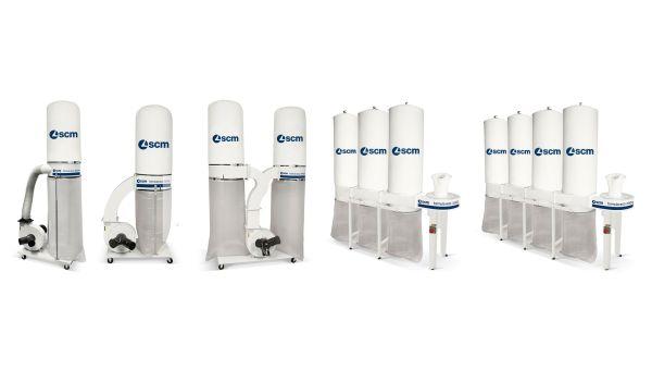 SCM formula eco Dust Extractor