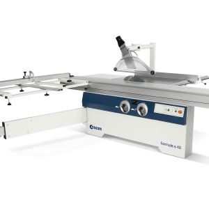 SCM formula s 40 Sliding Table Saw