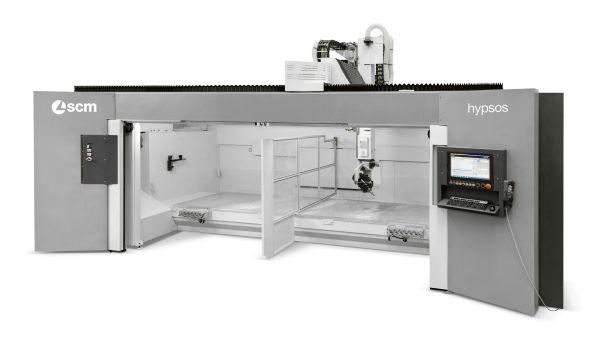 SCM hypsos CNC Machine