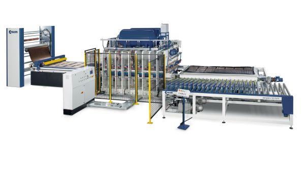 SCM sergiani 3d form Hydraulic Press