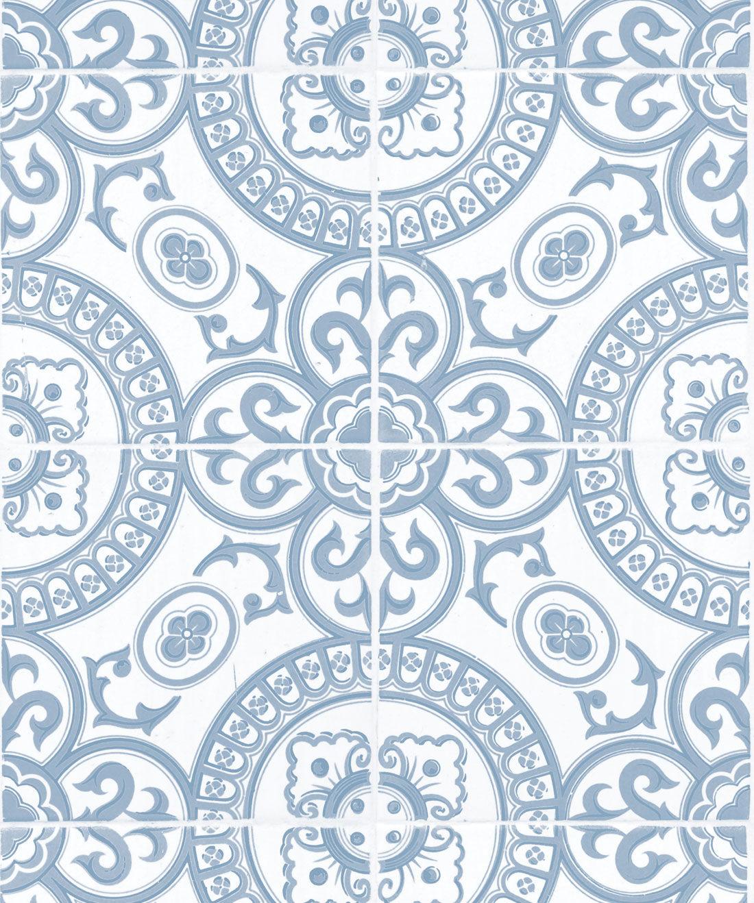 heritage tiles wallpaper authentic cement tile design milton king aus