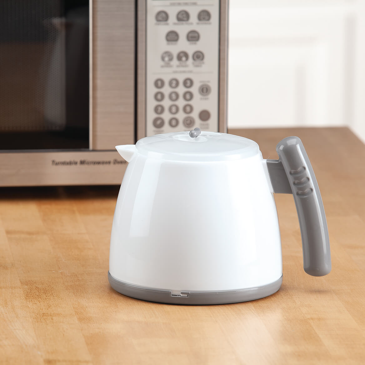 microwave tea kettle by home marketplace