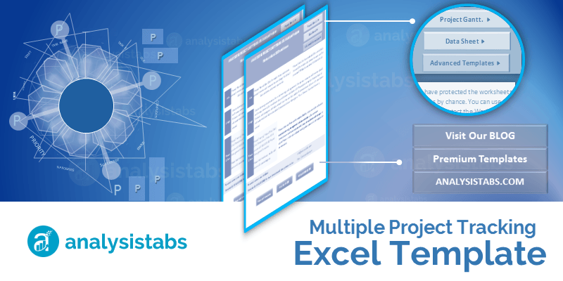Multiple Project Tracking Template Excel   Free Download Multiple Project Tracking Template Excel Details