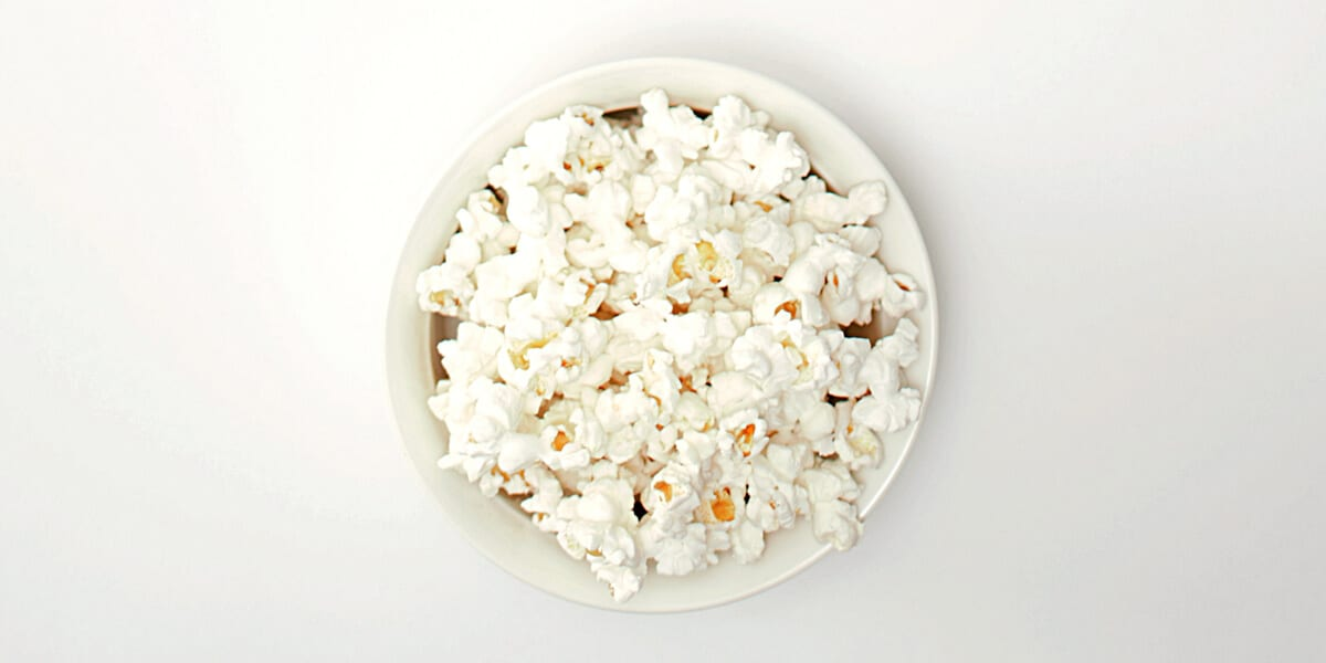 is microwave popcorn bad for you