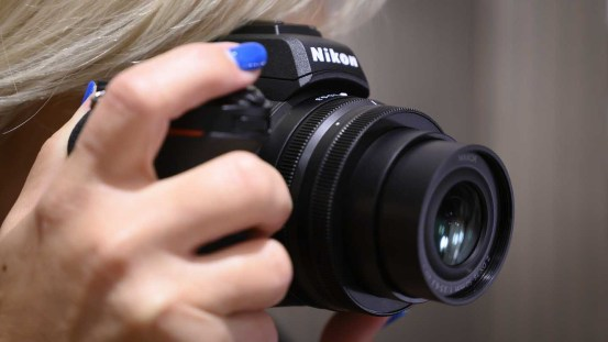 How to set up a camera for the first time