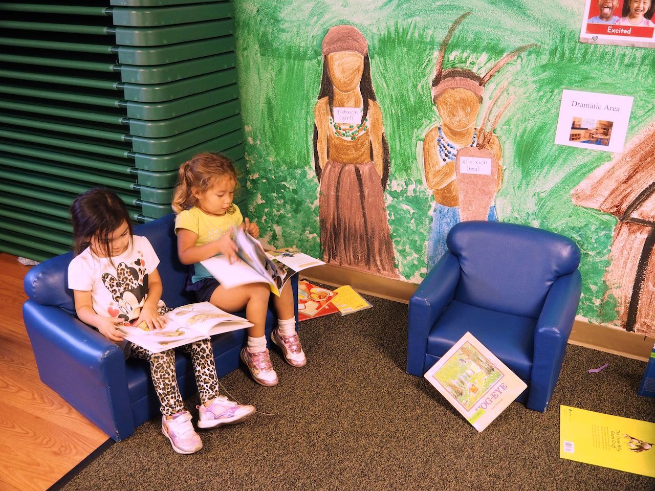 Preserving Native American Languages By Teaching The