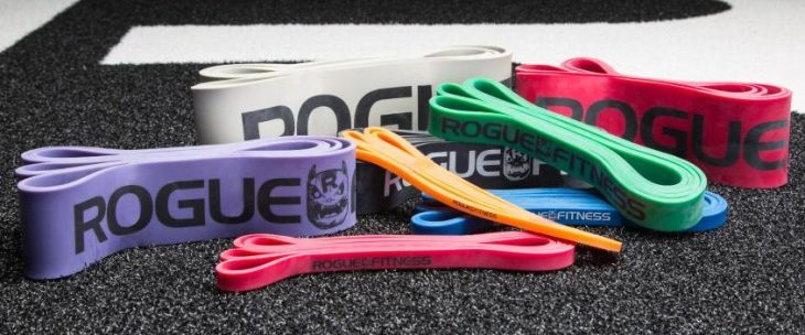 Rogue Rubber resistance bands