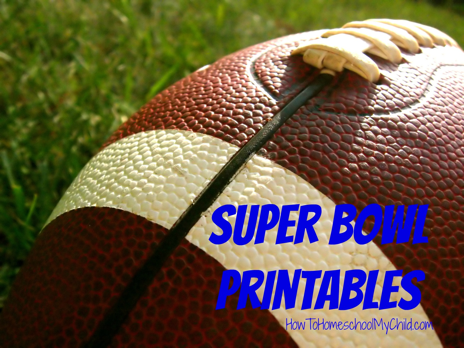 Free Super Bowl Activities Printables Amp Activity Guide Subscriber Freebie