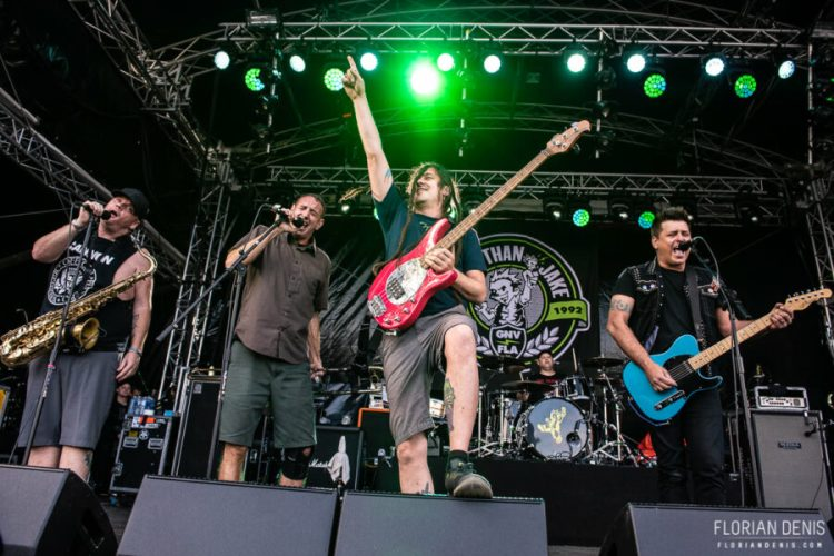 Interview: Less Than Jake Are the Ska Antidote to 2020 - The Alternative