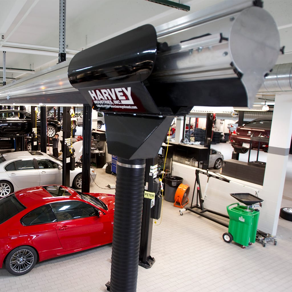 review the harvey exhaust product catalog