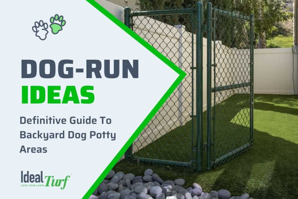dog run ideas definitive guide to