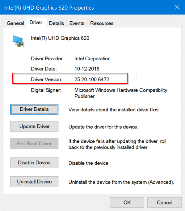 Download Intel Graphics Driver Latest Version For Windows 10