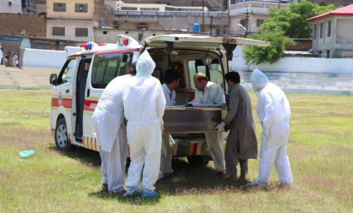 Pakistan COVID-19 deaths cross 1000-mark, cases surge past 48,000 ...