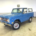 2020 Vision How The Classic Ford Bronco Market Will Change Leading Up To The New Model Maxlider Brothers Customs