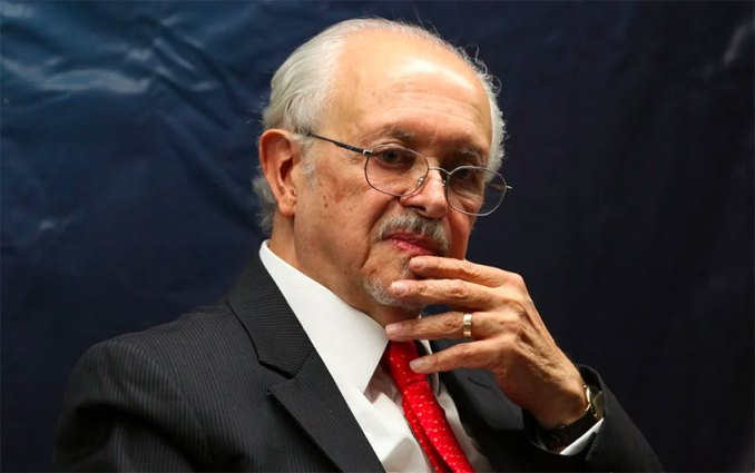 Researcher Mario Molina the only Mexican scientist to win Nobel