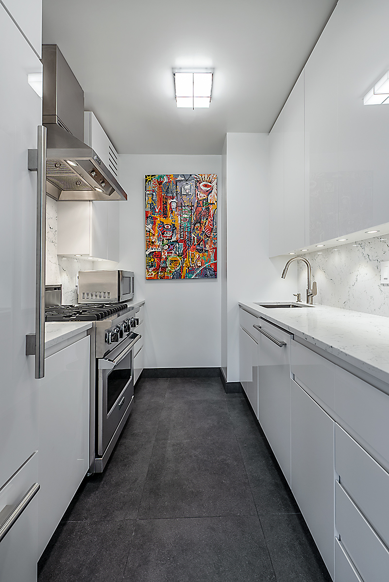 Learning To Love Your Small Galley Kitchen In Nyc