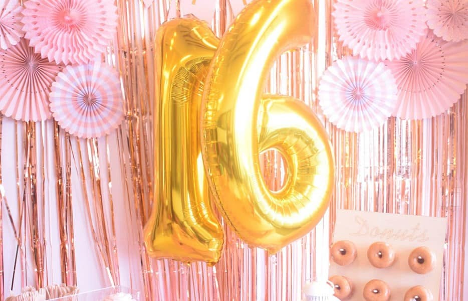 Here S Exactly How To Plan A Sweet 16 Party Peerspace