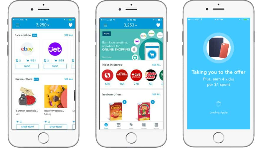 Shopkick App Rewards Consumers Just for Browsing Partners ...