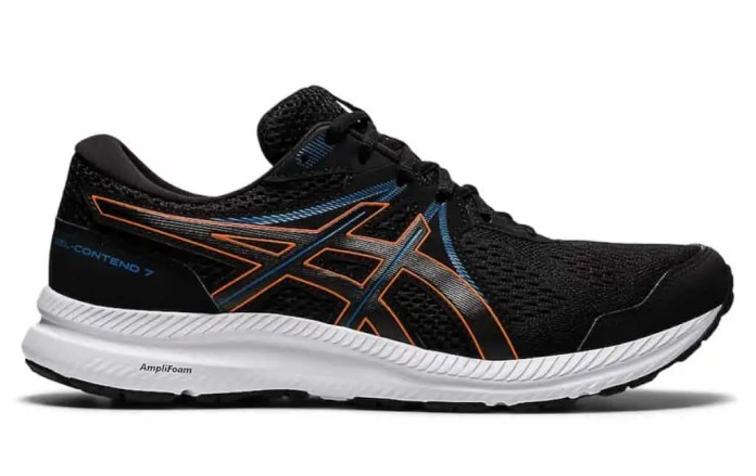 Asics Gel Contend 7 Reviews And Full Analysis Runner S Lab