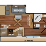 Best Bunkhouse Travel Trailers Of 2020 Buyer S Guide Rv Expertise