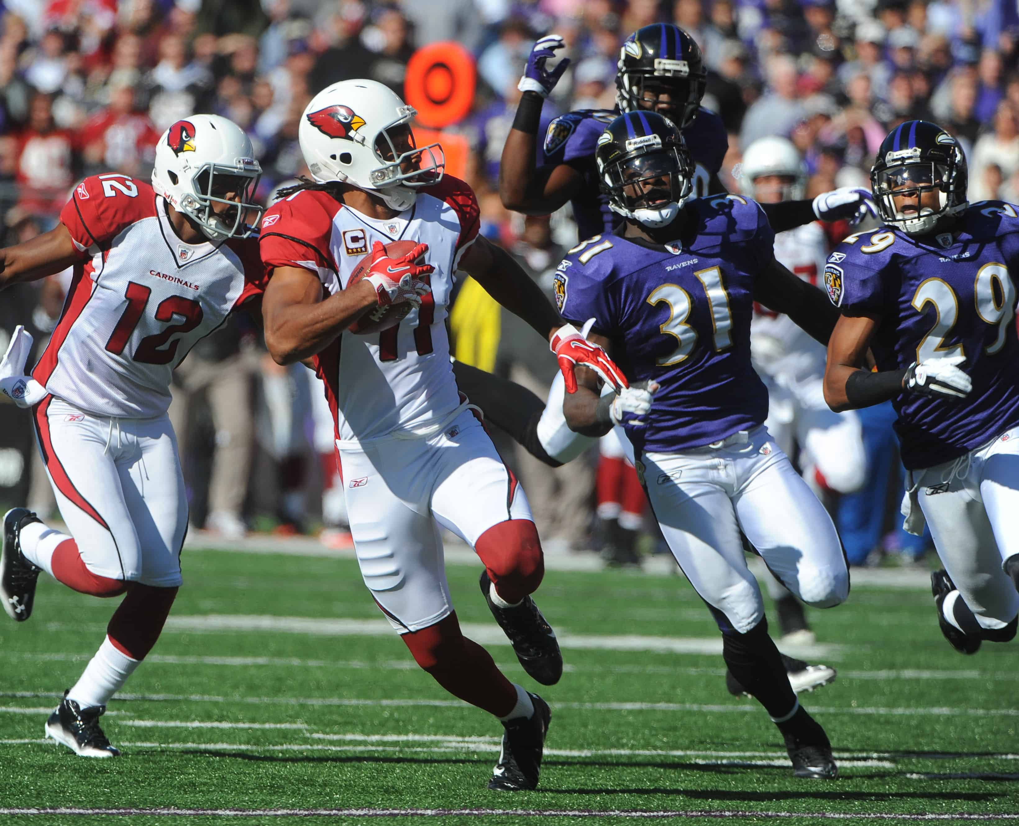 Cardinals Vs Ravens Fantasy Football Worksheet Week 2