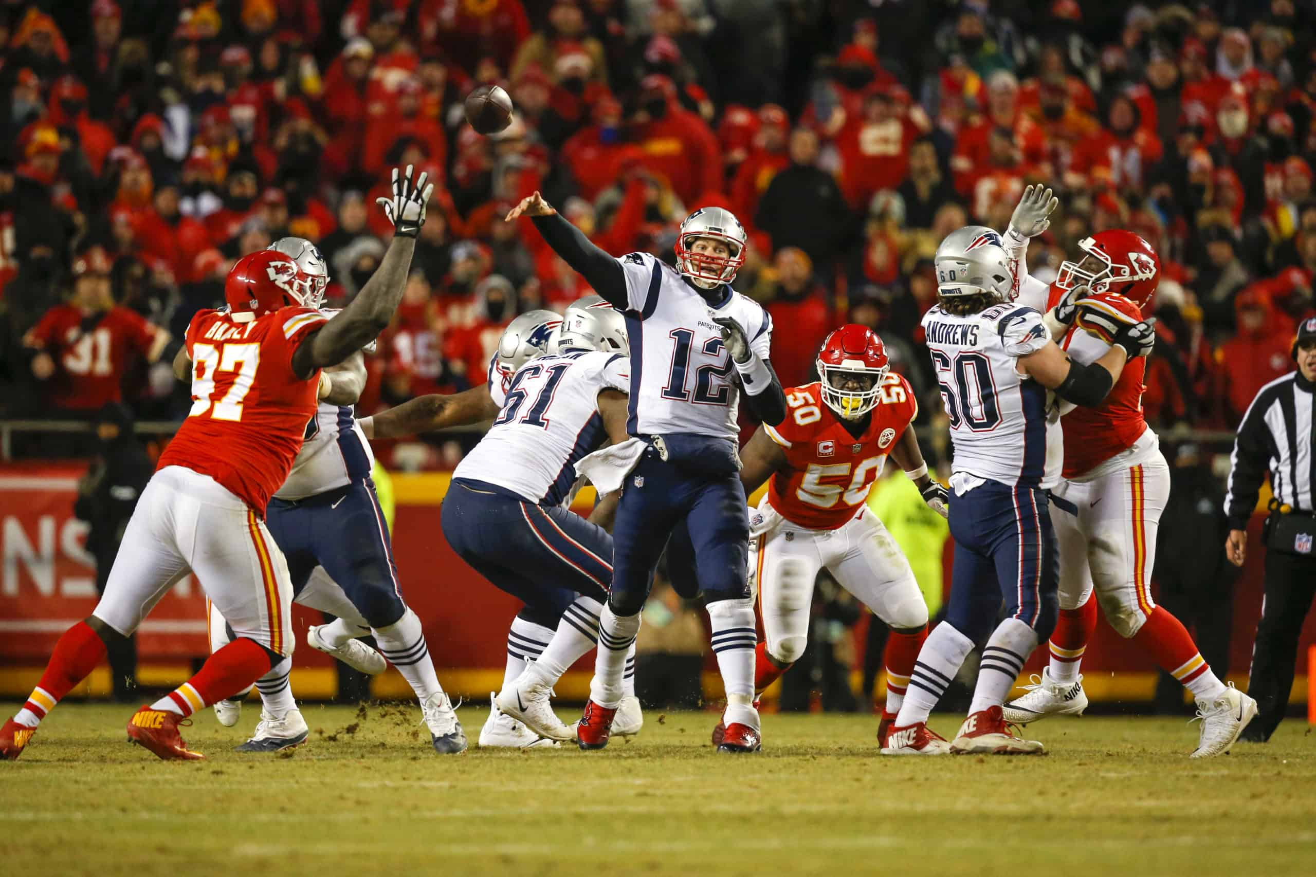 Chiefs Vs Patriots Fantasy Football Worksheet Week 14