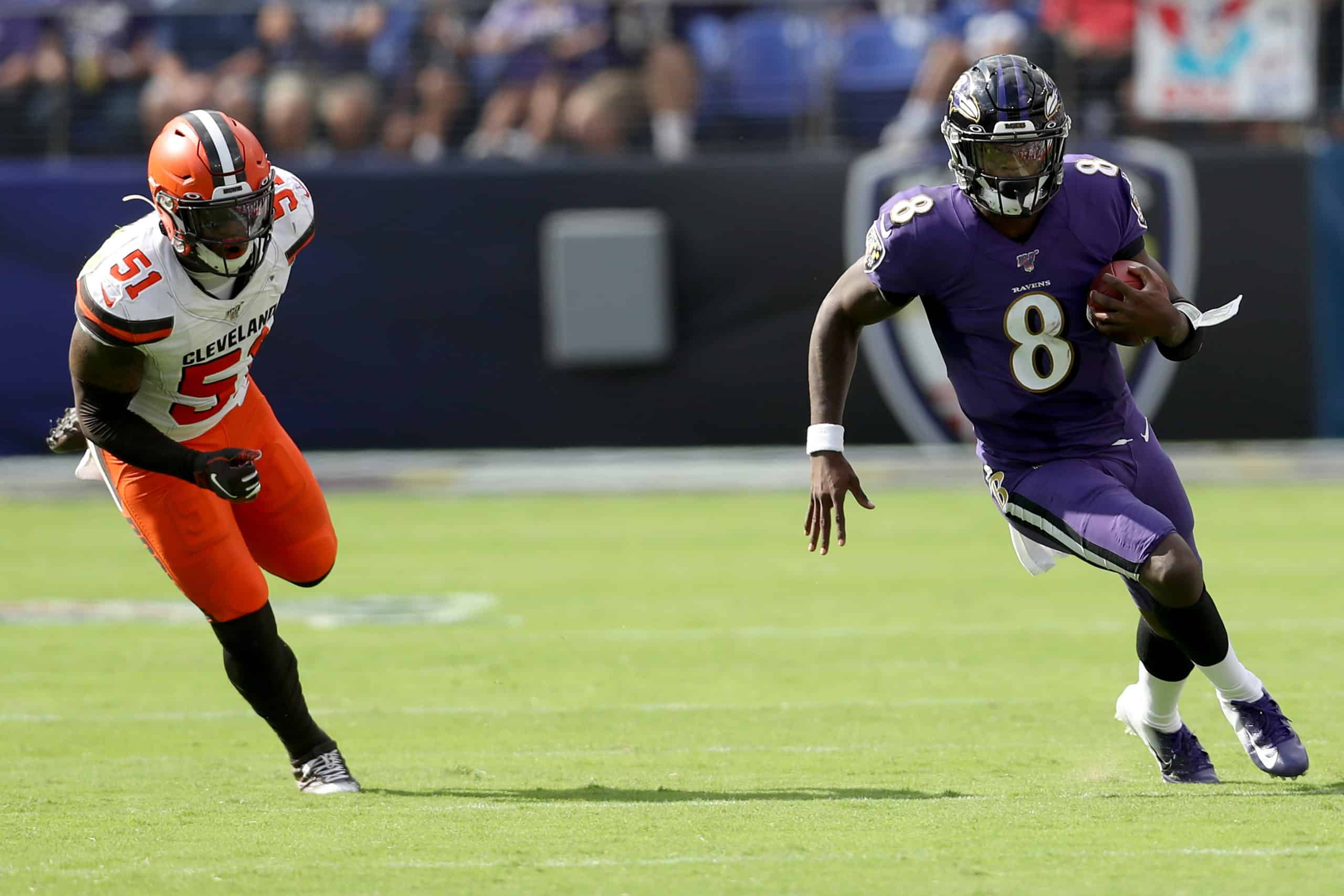 Ravens Vs Browns Fantasy Football Worksheet Week 16