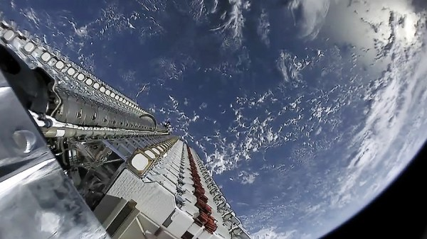 Documents suggest SpaceX may launch 30,000 more Starlink satellites