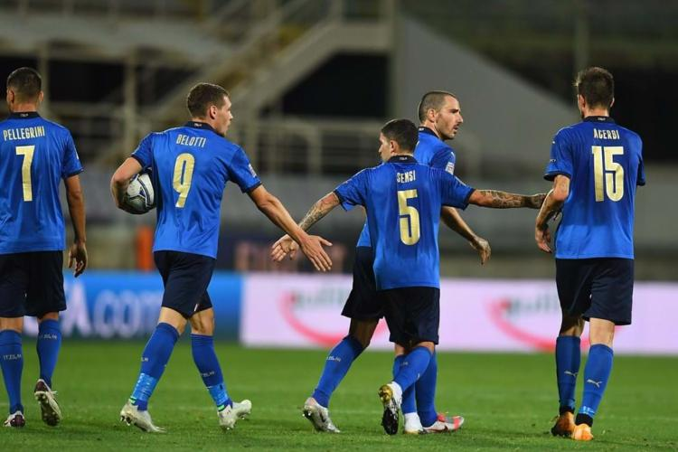 In Uefa Nations League Group A The Netherlands Wins Poland The Italians Draw With Bosnia And Herzegovina World Today News