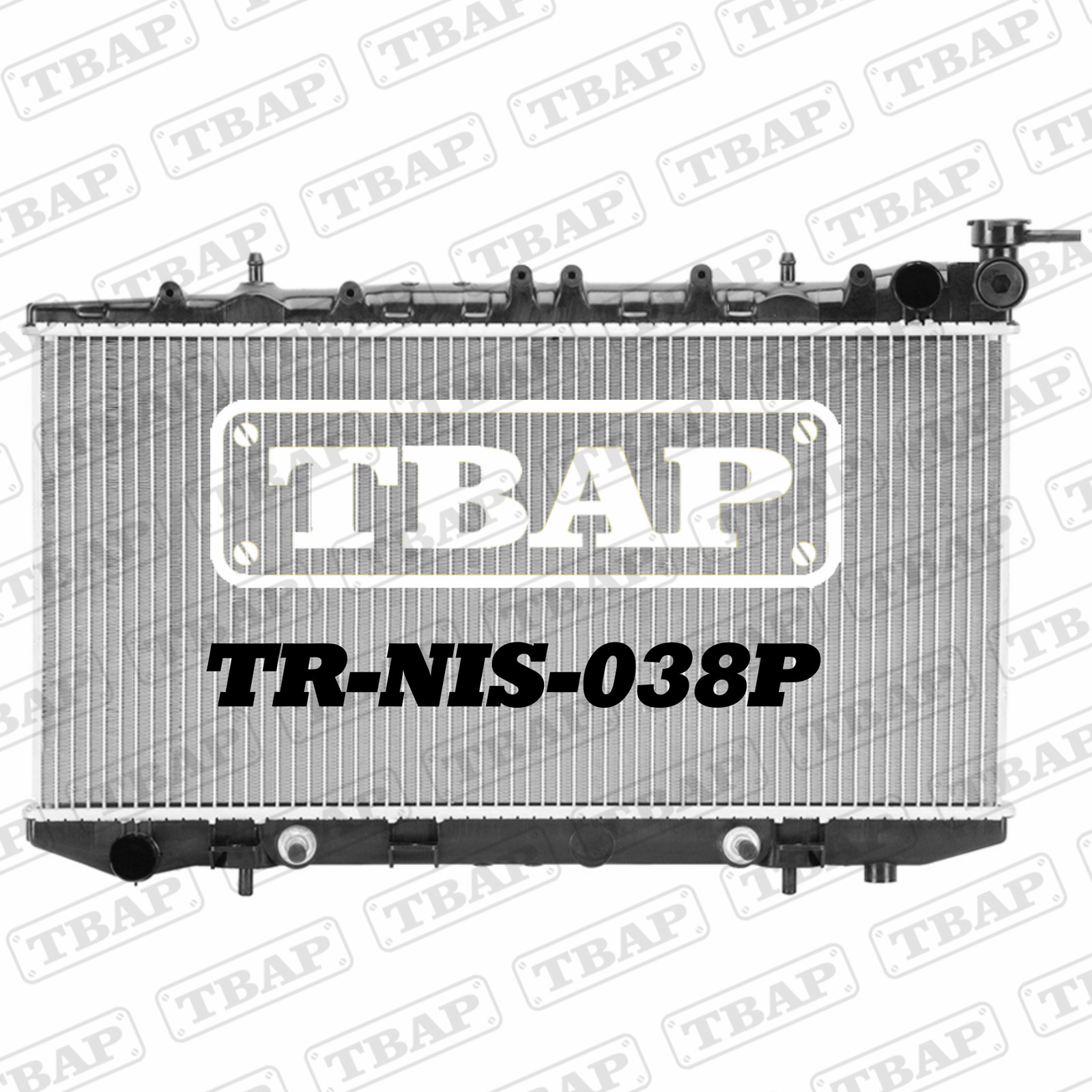 26mm Core Radiator For Nissan Pulsar N14 N15 8 91 5 00