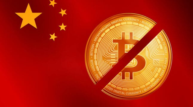FUD Is on the Rise for Crypto Users After China Crackdown