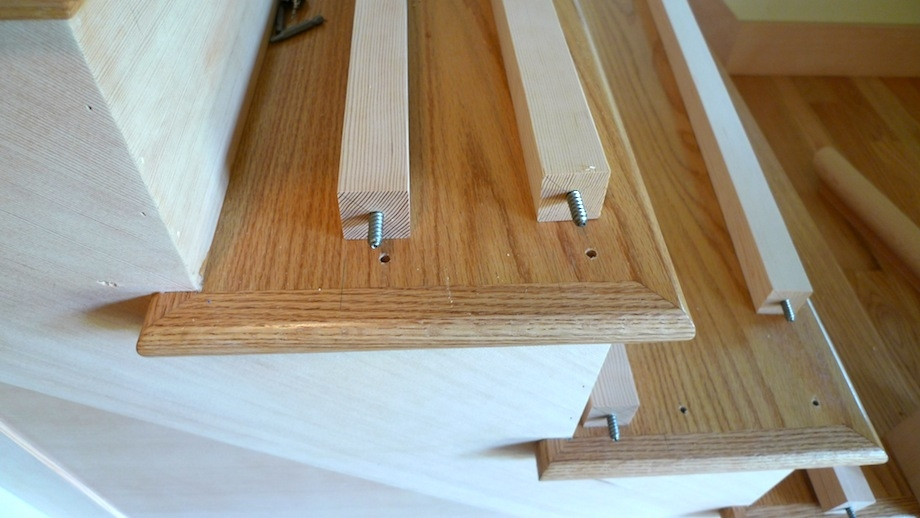 Building A Housed Newel Thisiscarpentry | Installing Newel Post And Spindles | Stair Treads | Stair Railings | Stair Banister | Box Newel | Staircase