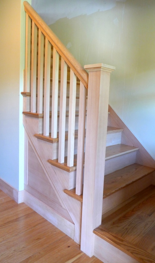 Building A Housed Newel Thisiscarpentry | Newel Posts And Spindles | Custom | Craftsman Style | Lj Smith | Starting | Metal