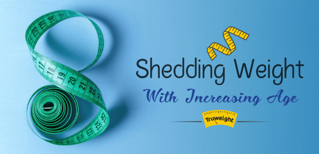 Shedding weight with increasing age