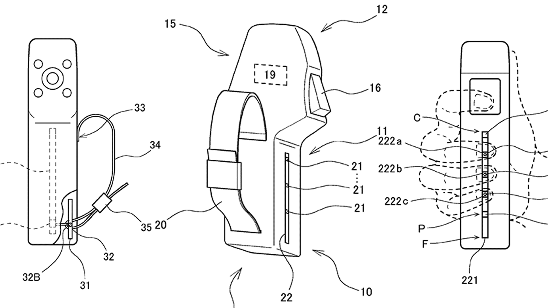 Sony Patents Valve Index Like Vr Controller With Finger