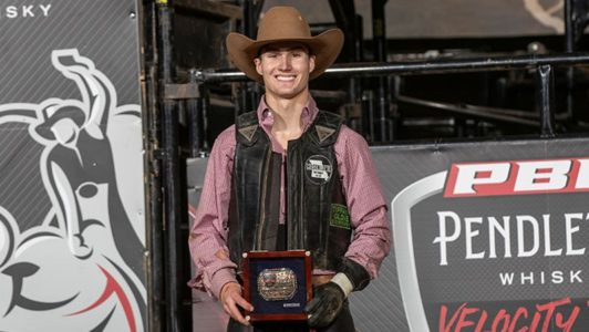 Jake Lockwood Wins Career First Pendleton Whisky Velocity