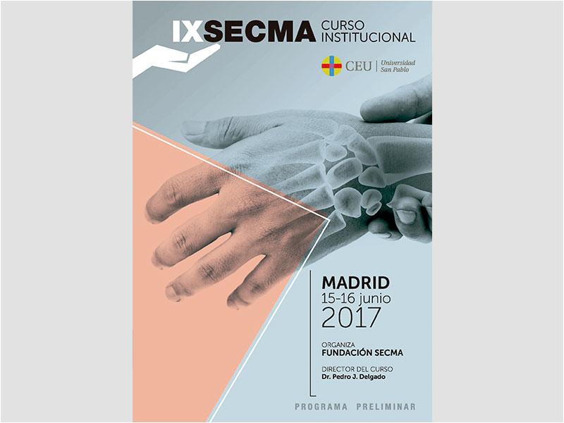 IX Curso Institucional SECMA
