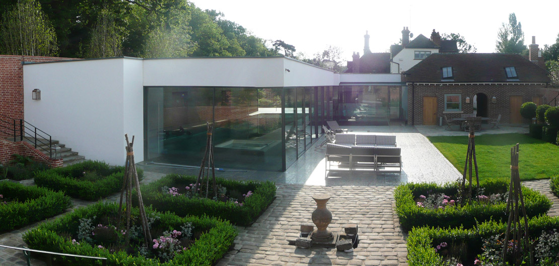 MKA Architects Tonbridge Private Residence