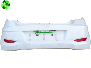 Hyundai I10 Rear Bumper Complete 86612-0X000 Genuine Part 2012
