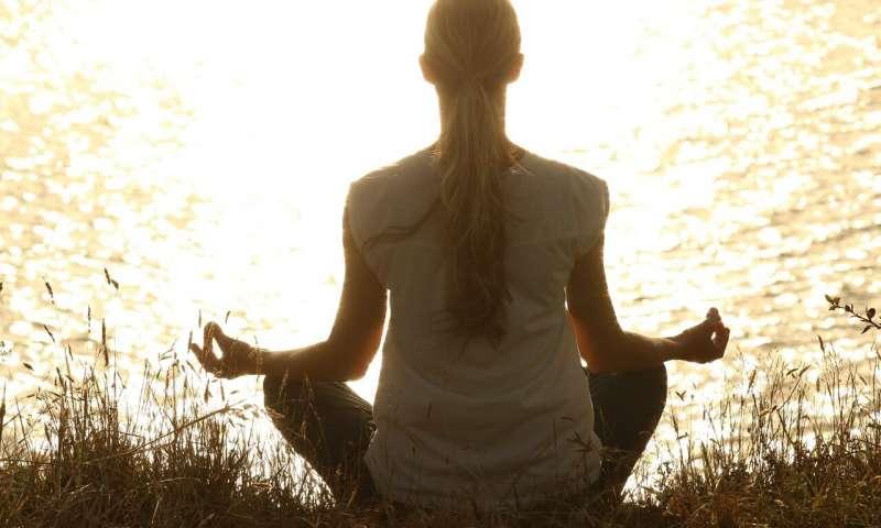 Йога помогает облегчить симптомы тревоги и депрессии