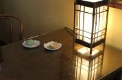 mmmm wagashi at Panama Hotel