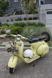 I want this scooter!