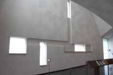 Shot of back of chapel that I warned you about