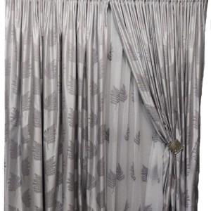 Luxury Jacquard Curtain Set 5