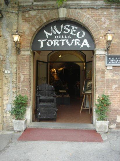 Italian Torture Museum