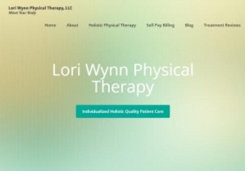 Lori Wynn Holistic Physical Therapy in Pittsburgh