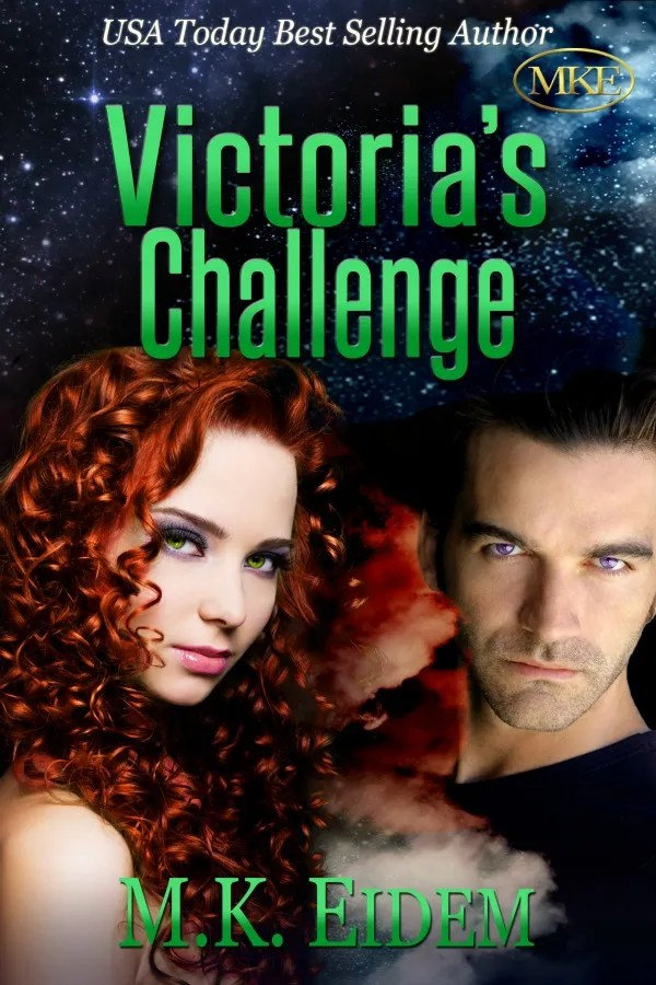 Victoria's Challenge - Book 2 of the Challenge Series by MK Eidem