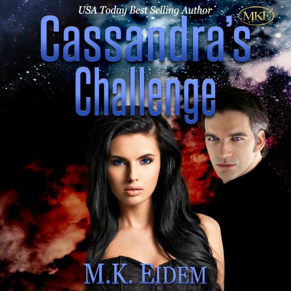 Cassandra's Challenge – Audiobook